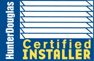 HunterDouglas Certified Installer