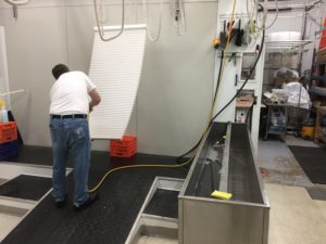 Ultrasonic Blind Cleaning in Ann Arbor Michigan