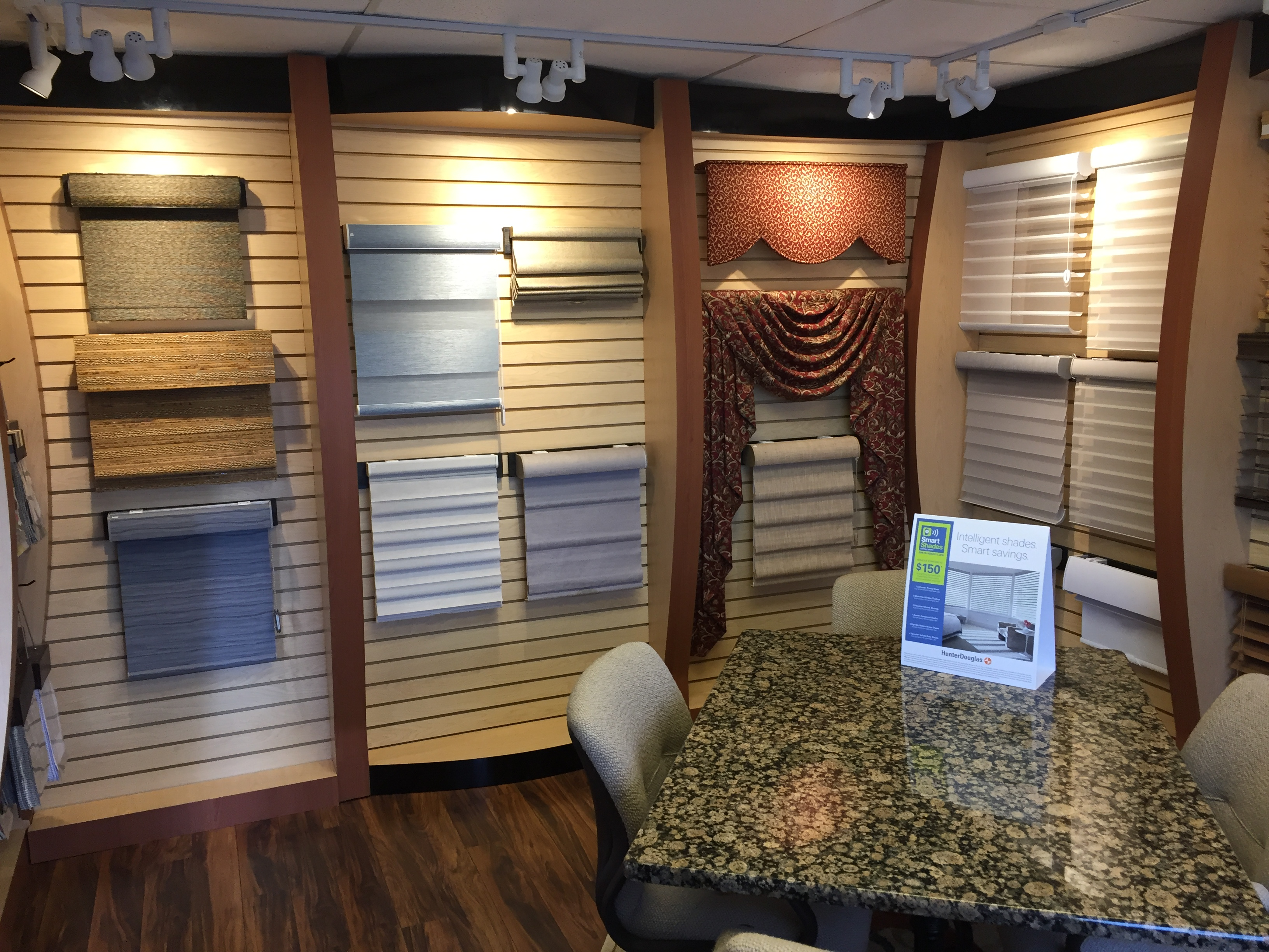 Window Treatments Showroom 2