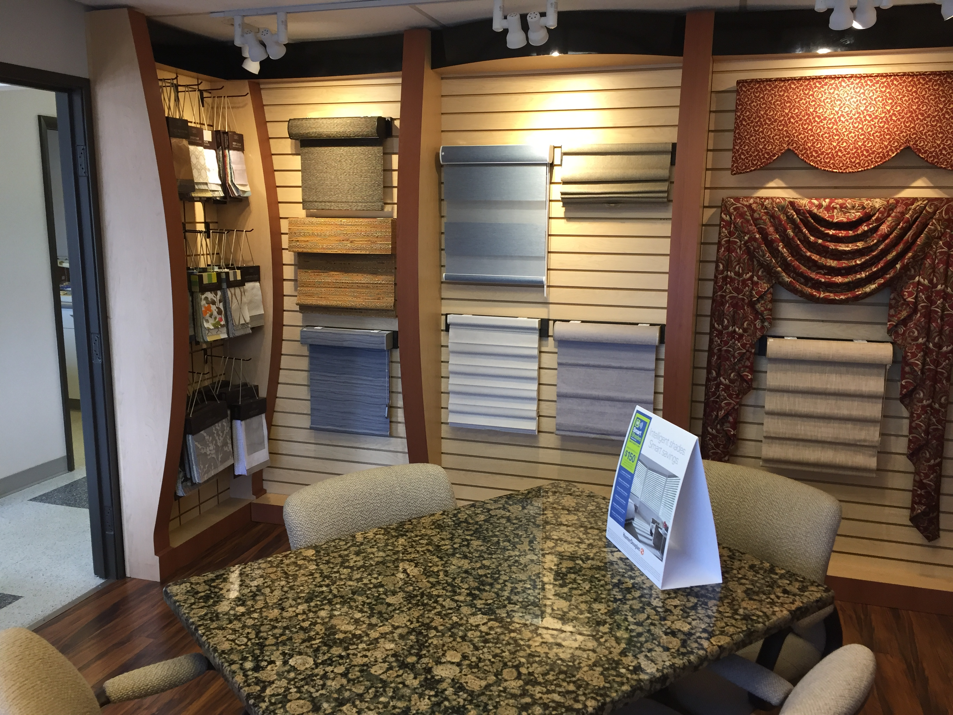 Window Treatments Showroom 4