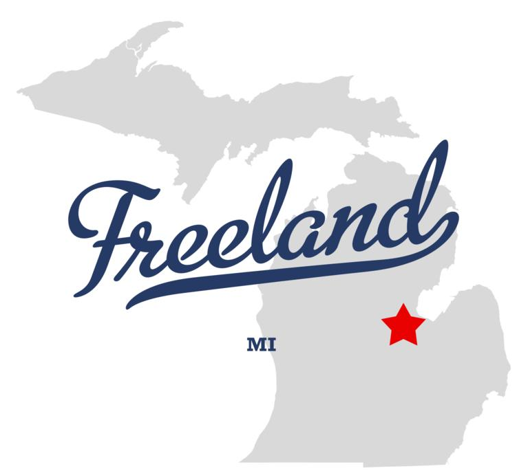 Blind Cleaning In Freeland Michigan